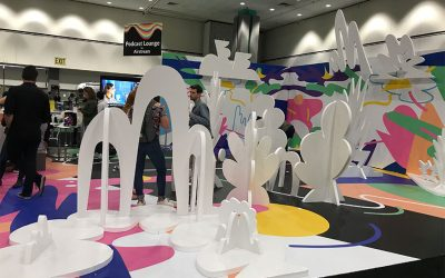 Adobe Max 2018: Creative Conference and Experience Journey